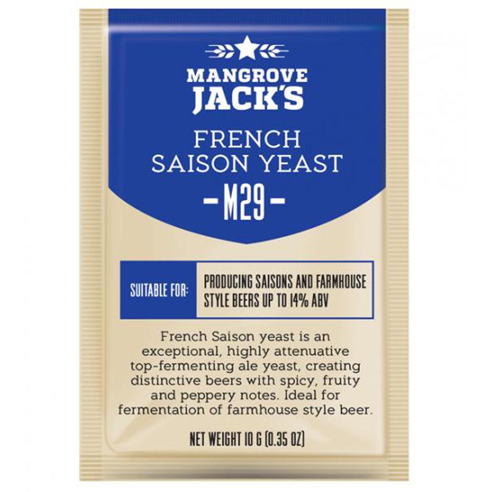 M29 Yeast