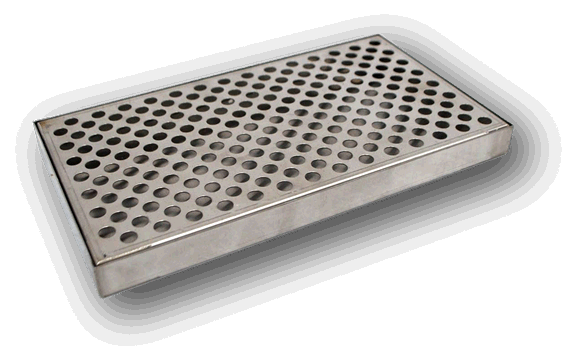 Drip Tray Stainless Counter Top Drip Tray 60cm