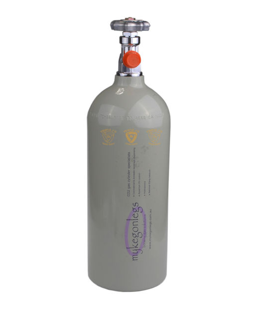 Mykegonlegs 2.3kg Co2 Cylinder (Exchange Refill) - In store only