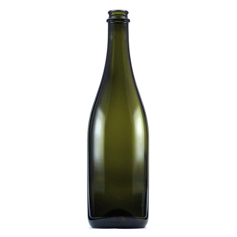 750mL Sparkling Wine Bottle