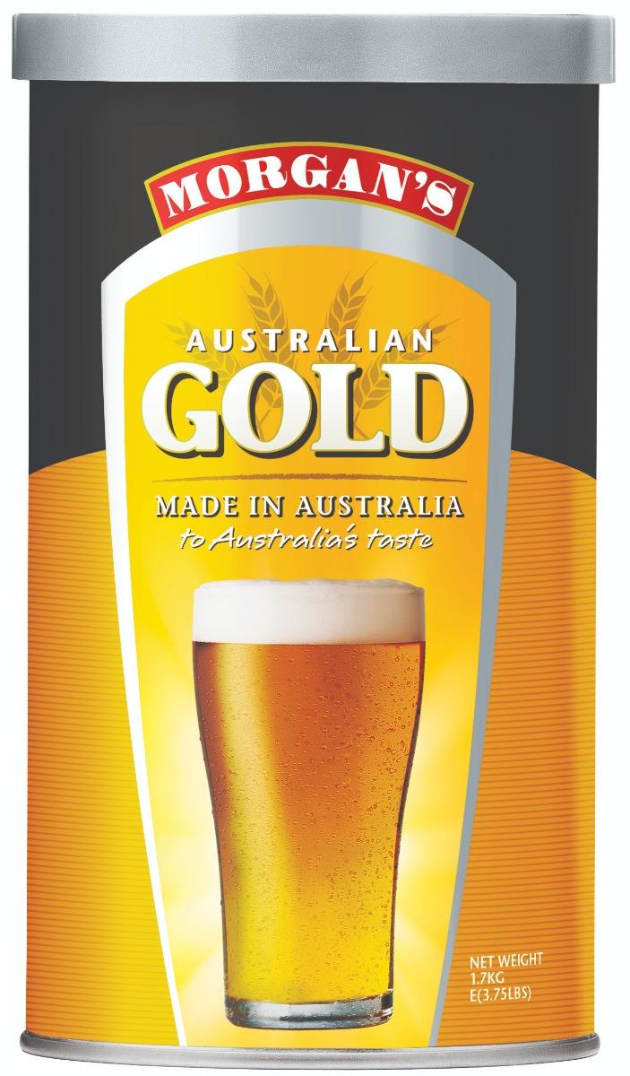 Morgan's Australian Gold