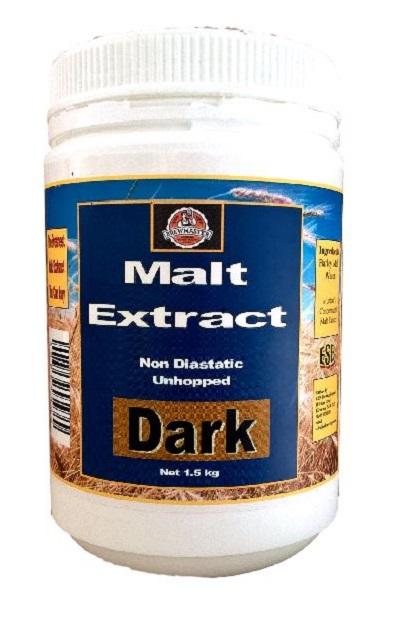 ESB Dark Malt Extract 1.5 kg Jar