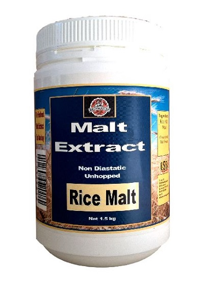 ESB Rice Malt Extract 1.5 kg Jar