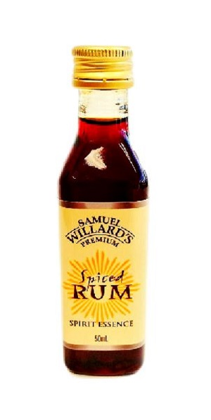 Samuel Willards Premium Spiced Rum