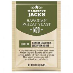 Mangrove Jack's M20 Bavarian Wheat Yeast
