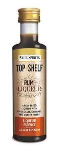 Still Spirits Top Shelf Rum Liqueur