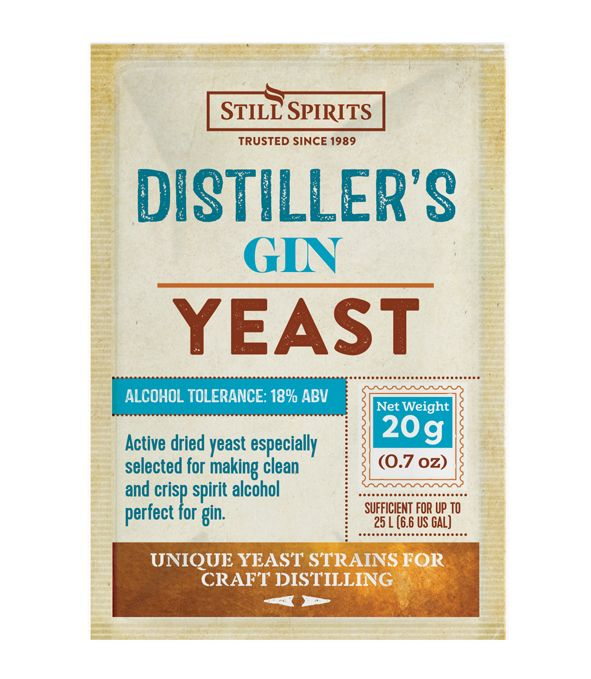 Still Spirits Distiller's Yeast Gin