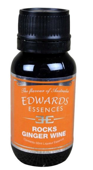 Edwards Essences Rocks Ginger Win