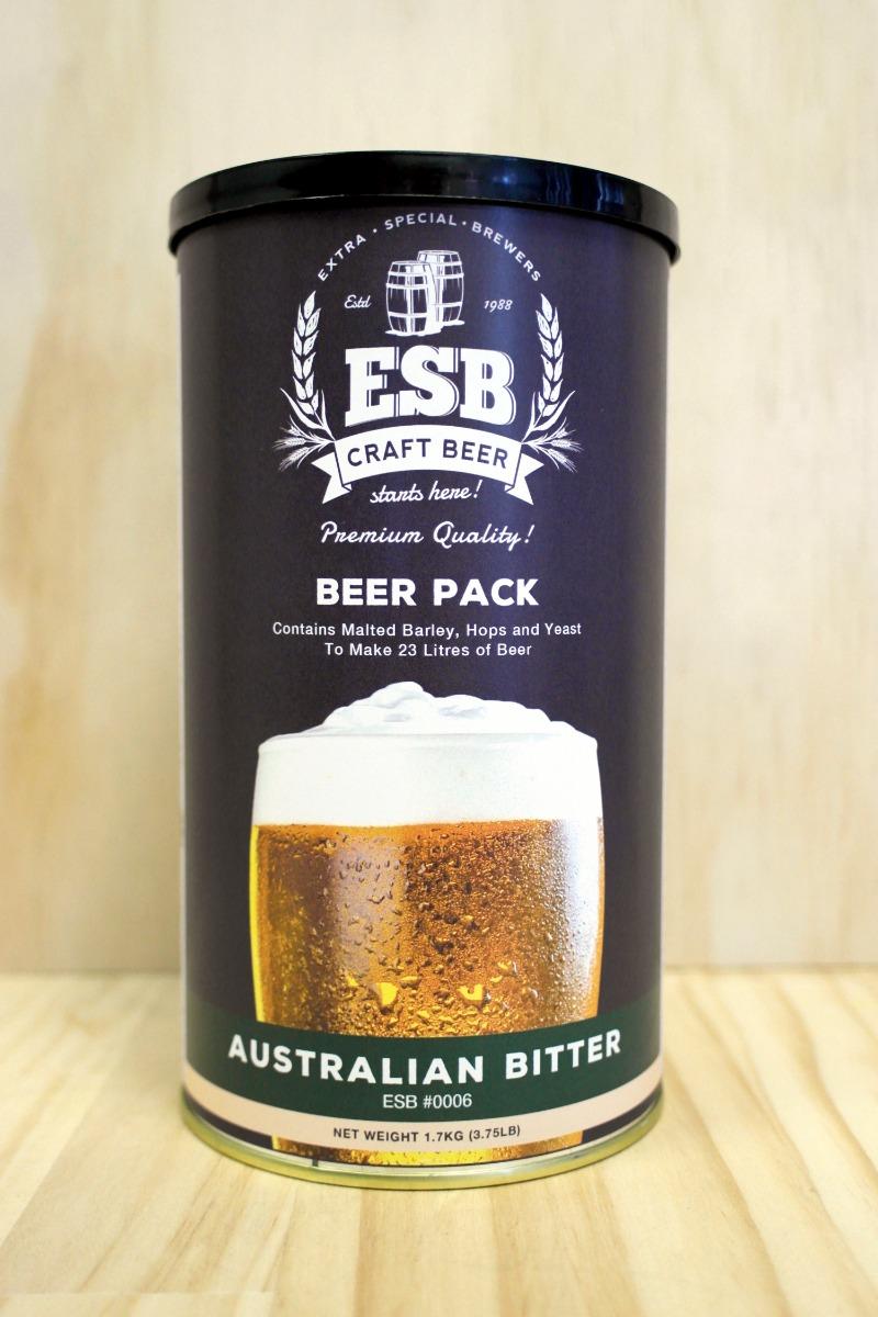 ESB 1.7kg Australian Bitter