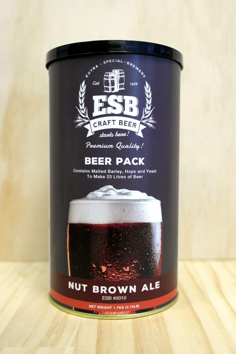ESB 1.7kg Nut Brown Ale