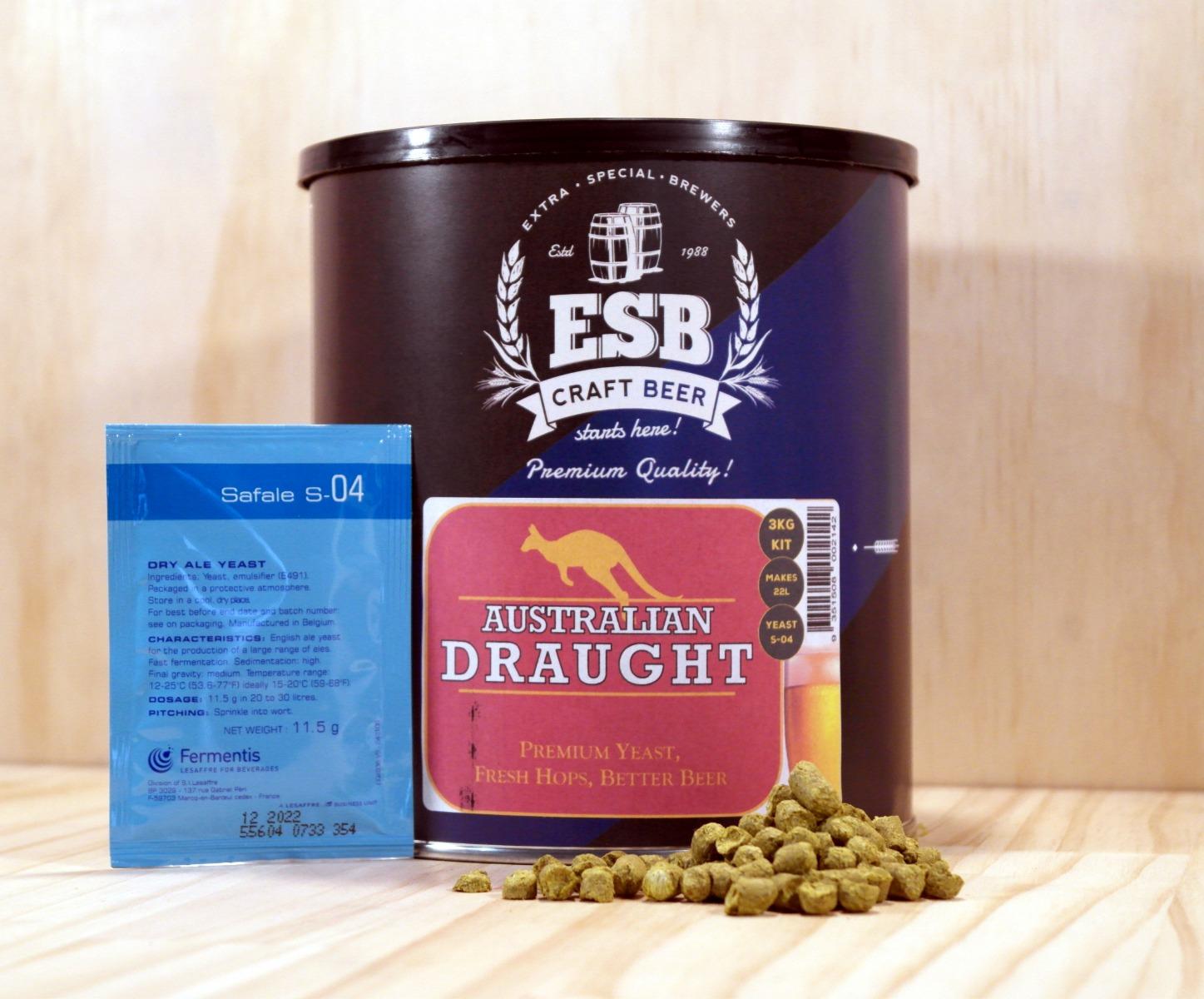ESB 3kg Australian Draught
