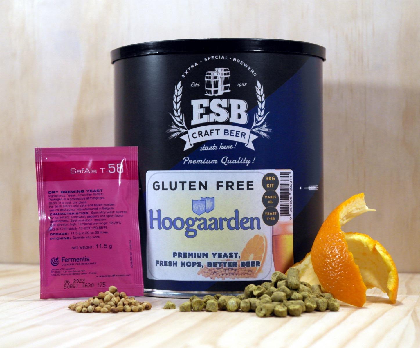 ESB 3kg Gluten Free Hoegaarden