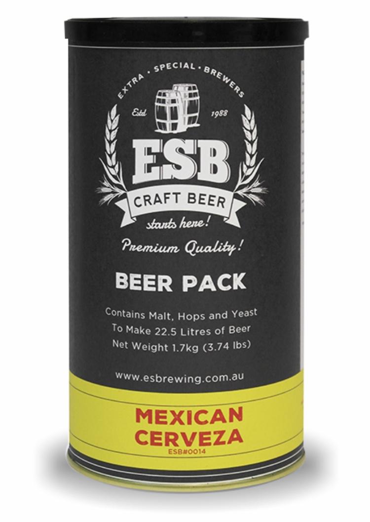 ESB Mexican Cerveza 1.7kg