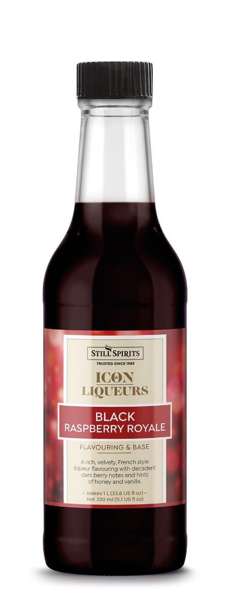 Still Spirits Icon Liqueur Black Raspberry Royale