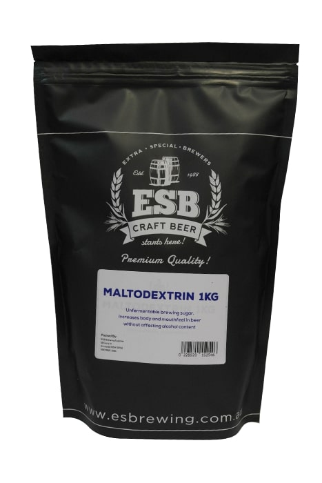 Maltodextrin (Powdered Corn Syrup) - 1kg