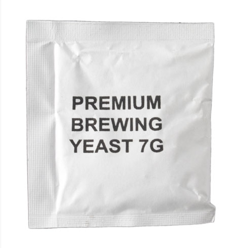 Premium Brewing Yeast 5g