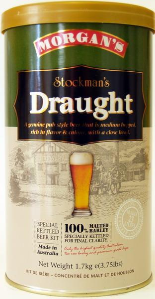 Morgan's Premium Stockman's Draught