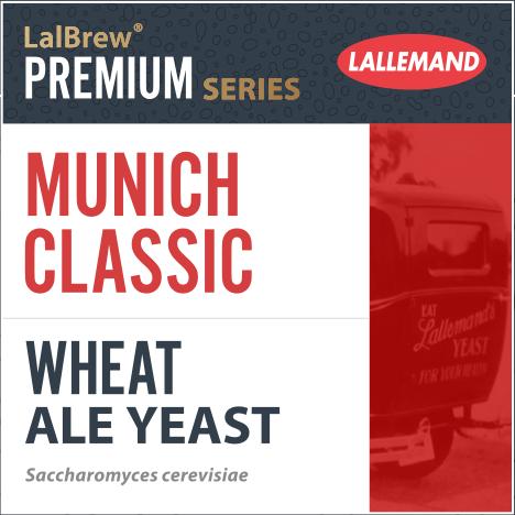 Danstar Munich Wheat Ale Brewing Yeast