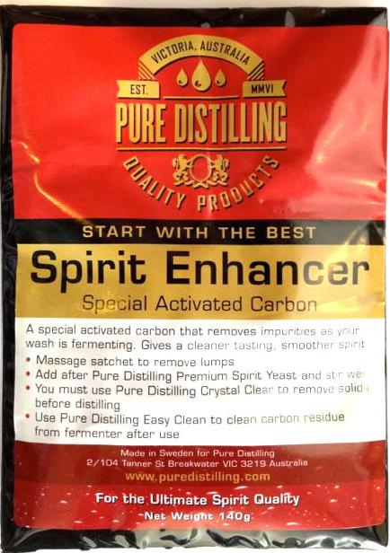 Pure Distilling Liquid Carbon
