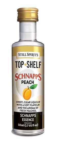 Still Spirits Top Shelf Peach Schnapps