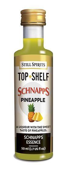Still Spirits Top Shelf Pineapple Schnapps