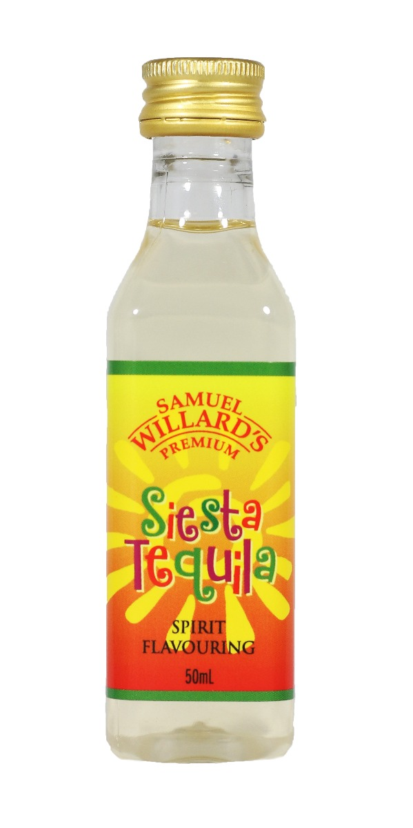 Samuel Willards Premium Siesta Tequila