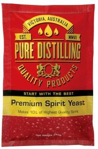 Pure Distilling Premium Spirit Yeast
