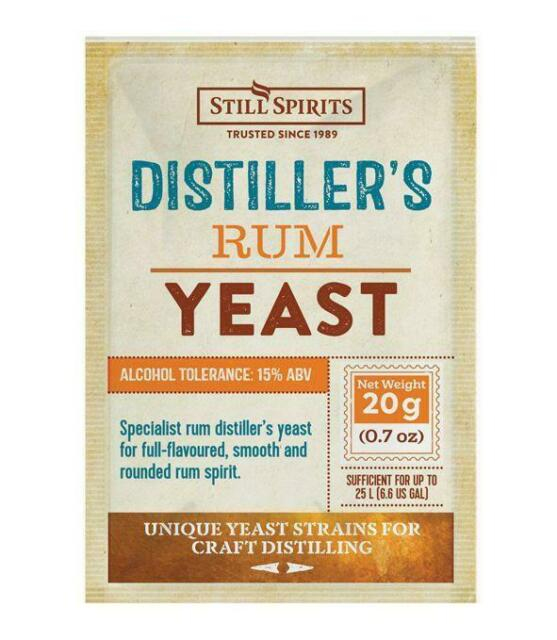 Still Spirits Distiller's Yeast Rum