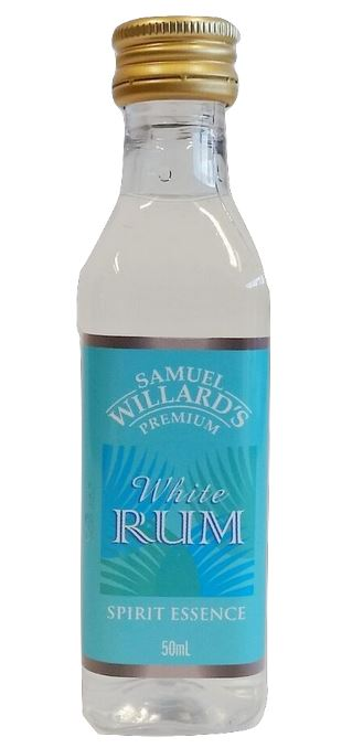 Samuel Willards Premium White Rum