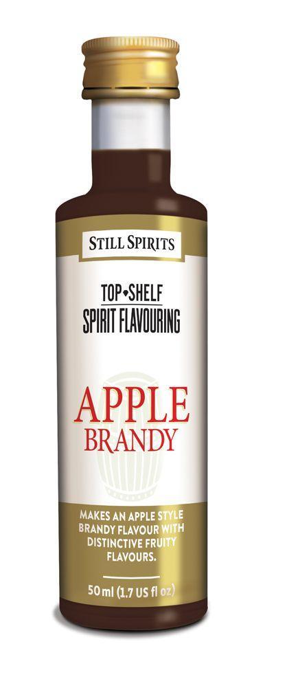 Top Shelf Apple Brandy