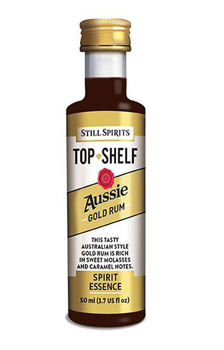 Still Spirits Top Shelf Aussie Gold Rum