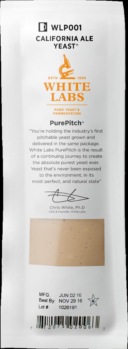 White Labs WLP705 Sake Yeast